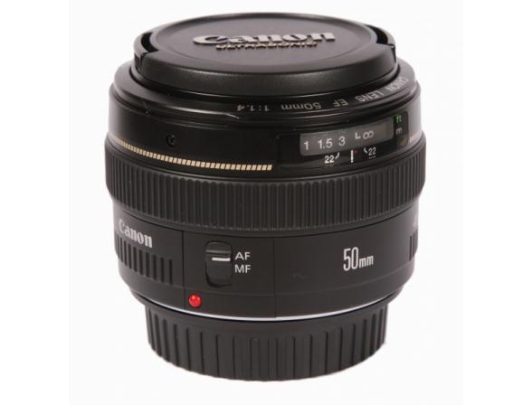 Объектив Canon EF 50 f/1.4 USM