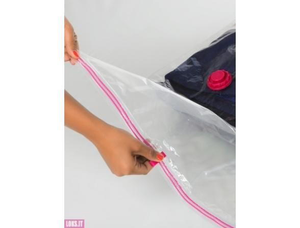 Пакет вакуумный на мет. вешалке LOKS Short (70х90)