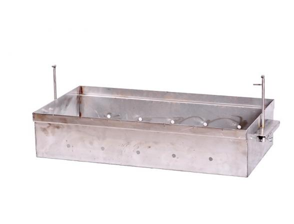 Ящик (топка) для мангала Zagorod МД ТП2