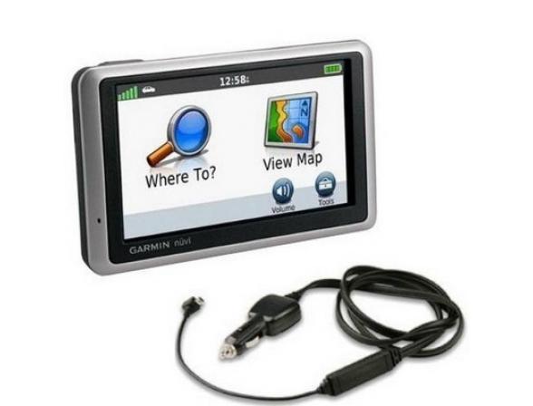 GPS-навигатор Garmin Nuvi 1310T