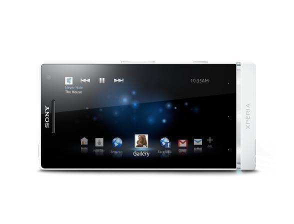 Смартфон Sony LT26ii  Xperia SL Silver
