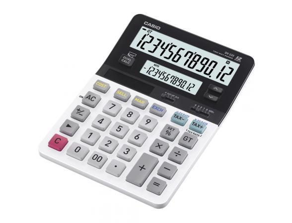 Калькулятор настольный Casio casDV-220