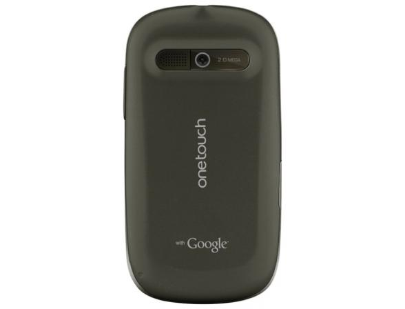 Телефон Alcatel OT890 Steel Gray