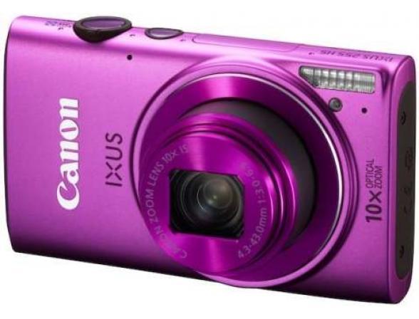 Цифровой фотоаппарат Canon Digital IXUS 255 HS