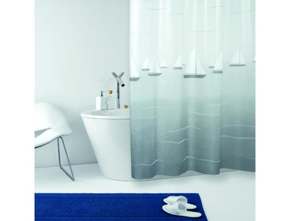 Штора для ванной Bacchetta 180х200 Bateau