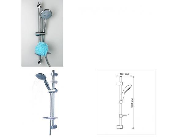 Душевой комплект WasserKRAFT А004