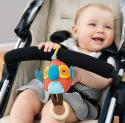 Развивающая игрушка на коляску Skip Hop Giraffe Safari Stroller Toy Parrot