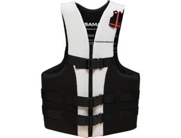 Спасательный жилет NISSAMARAN Life Jacket Sport L (размер 100-104) неопреновый