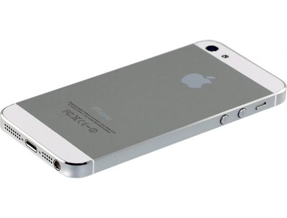 Коммуникатор Apple iPhone 5 64Gb White
