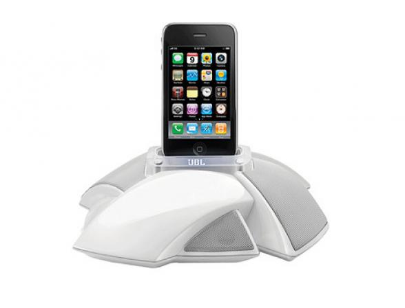 Док-станции для iPod/iPhone/iPad JBL ON STAGE IV WHITE