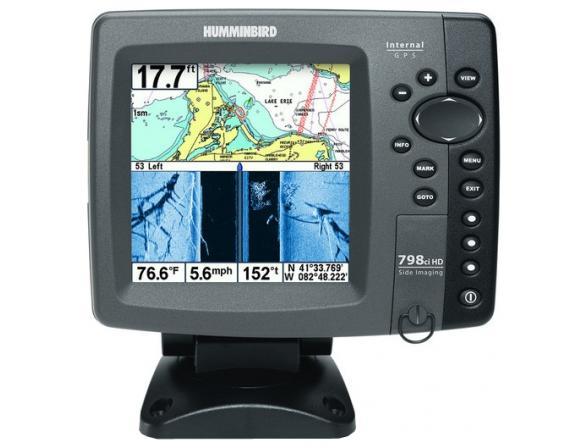 Картплоттер+эхолот Humminbird 798ci HD SI Combo