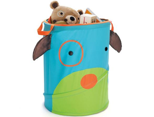 Большая корзина для игрушек Skip Hop Zoo Hamper