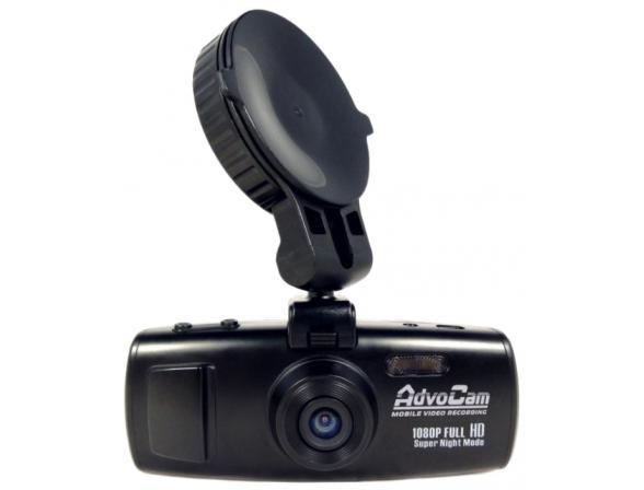 Профессиональный автомобильный видеорегистратор ADVOCAM FD5