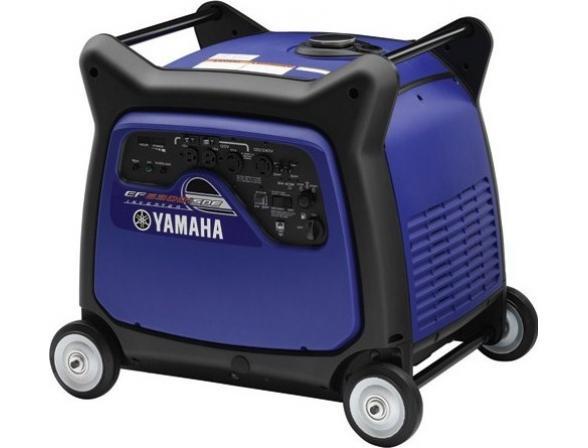 Бензогенератор Yamaha EF6300iSE