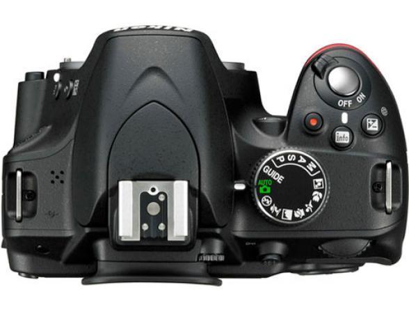 Зеркальный фотоаппарат Nikon D3200 Kit 18-55 II Af-s DX