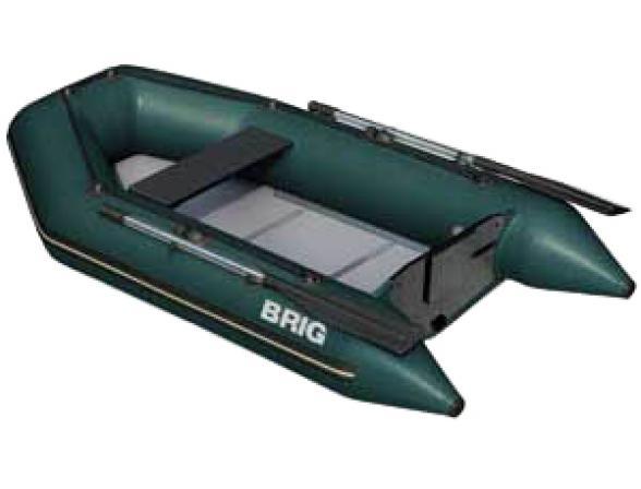 Лодка надувная BRIG D240