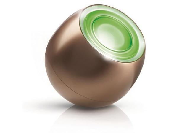 Декоративный светильник Philips 536690 LivingColors mini Copper-Gold EU 1CT/4 (72)
