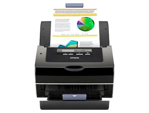 Сканер протяжный Epson GT-S55N