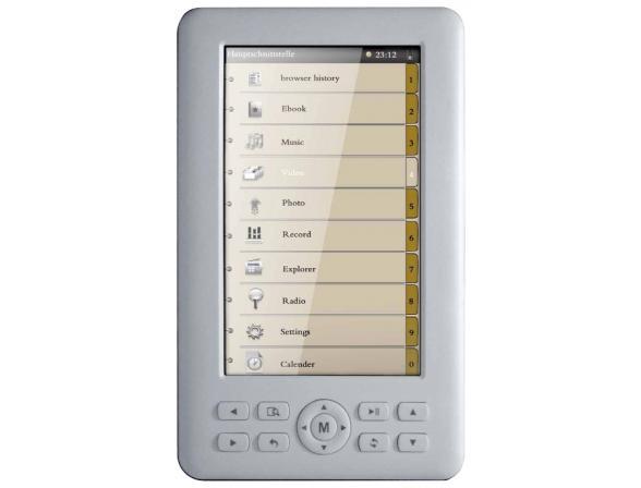 Электронная книга Diframe Df-MB501 white