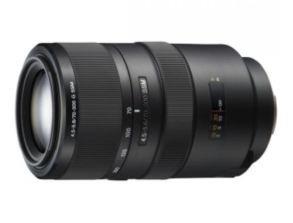 Объектив Sony 70-300mm f/4.5-5.6 G SSM II