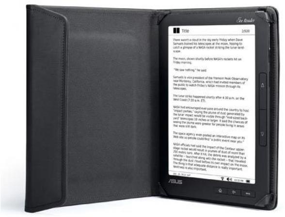 Электронная книга Asus EeeReader DR-900, Black