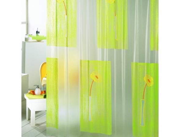 Штора для ванной Bacchetta 180х200 STELI