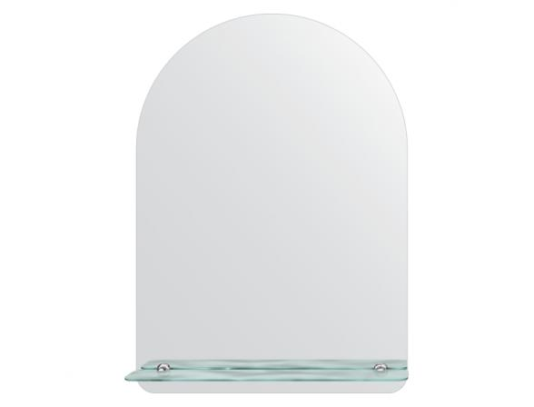 Зеркало с полочкой EVOFORM Attractive BY 0510 (50х70 см)