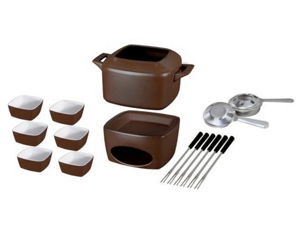 Набор для фондю Ceraflame шоколад J6445