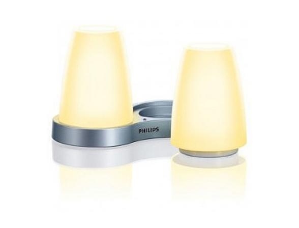 Декоративный светильник Philips 817464 IMAGEO TableLight 2-set (72) 2 свечи