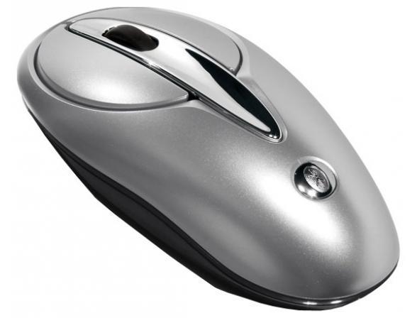 Мышь LevelOne Mini BLM-3100 Bluetooth, Silver