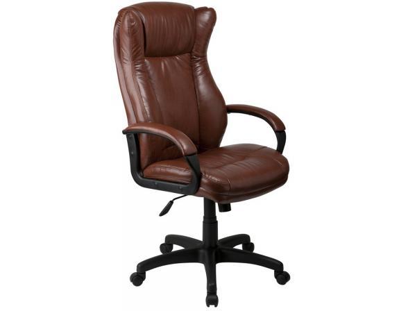 Кресло руководителя BURO CH-879AXNL/Brown
