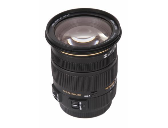 Объектив Sigma AF 17-50mm f/2.8 EX DC OS HSM CANON