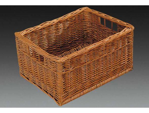 Ящик плетеный Kesper 1785-2