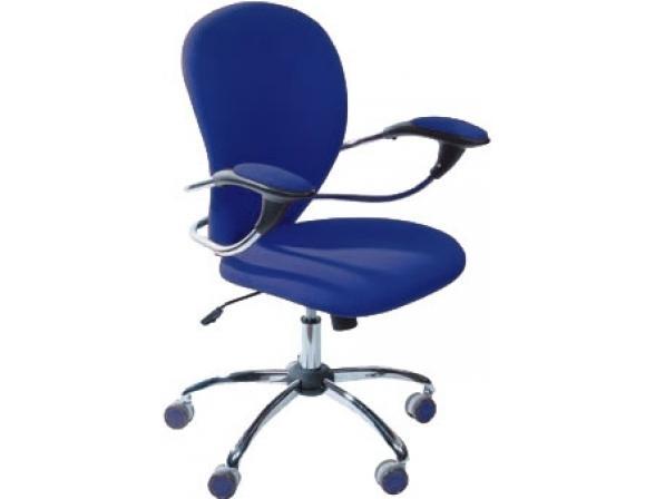 Кресло BURO CH-661AXSN/Blue