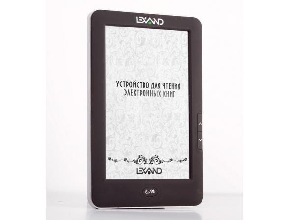 Электронная книга Lexand LT-117