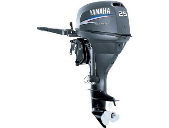 Лодочный мотор Yamaha F 25 DMHS