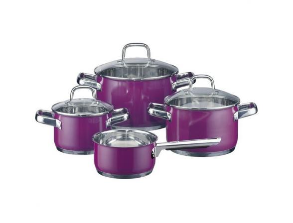 Набор посуды ELO Purple