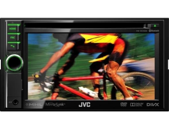 Автомагнитола JVC KW-NSX600EE