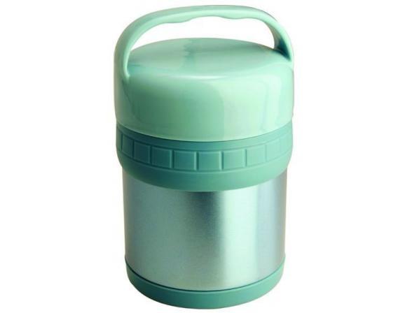 Термос ланч-бокс 2 лотка Regent Inox Soup 93-TE-S-3-1000T