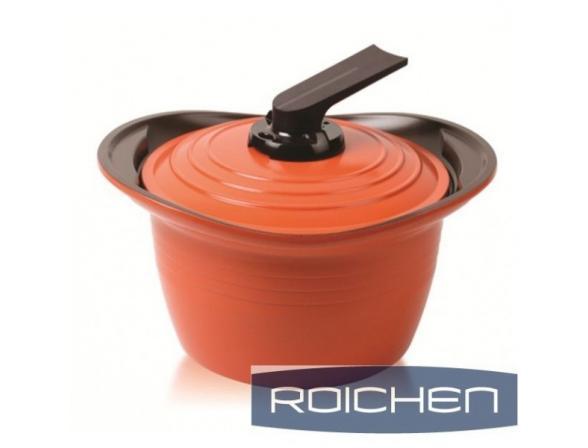Кастрюля Roichen Natural Ceramic Premium 24 см RPC-24 C/OS