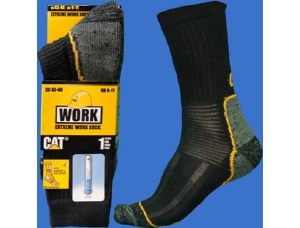Термоноски Caterpillar CAT Coolmax & Wool