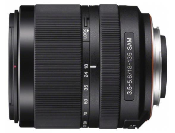 Объектив Sony DT 18-135mm f/3.5-5.6 SAM