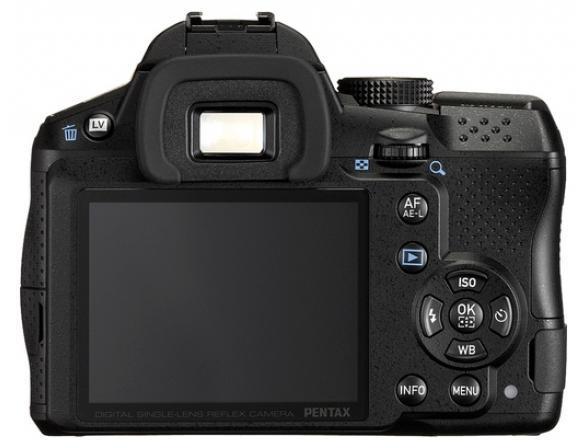 Зеркальный фотоаппарат Pentax K-30 Kit DA18-55 WR