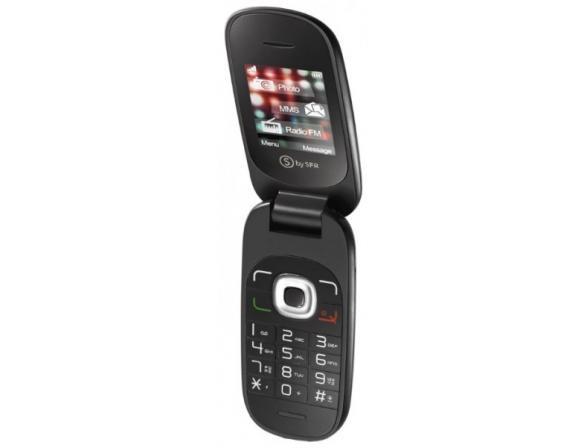 Телефон Alcatel OT362 Black