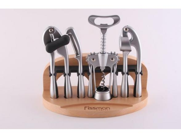 Набор барных инструментов Fissman ORTO 1504