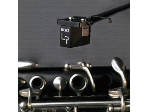 Головка звукоснимателя BENZ-MICRO LP-S