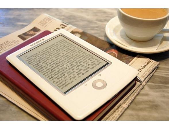 Электронная книга Bookeen Cybook Orizon, White