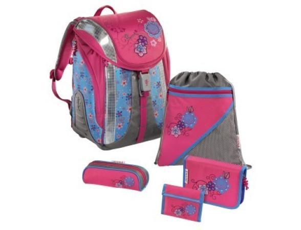 Ранец школьный STEP BY STEP Floral Dream Flexline