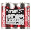 Батарейка Energizer Eveready R20 Heavy Duty NEW (24/192)
