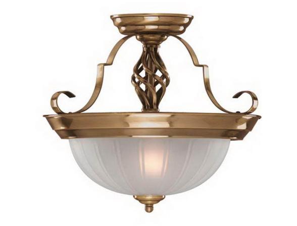 Светильник настенно-потолочный ARTELAMP Hall A7835PL-2AB